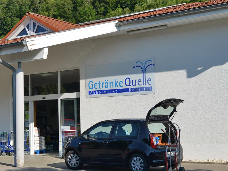 Getränke Geckeler: Unsere Geschichte, unser Unternehmen