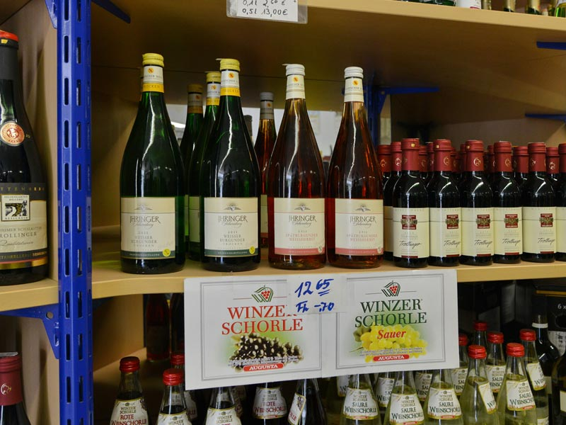 Fein Getränke Quelle Halle Fotos - Hauptinnenideen - nanodays.info