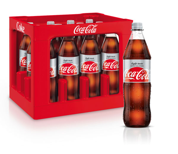 Coca-Cola light Kiste